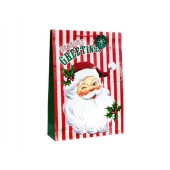 Juleposer Retro Santa