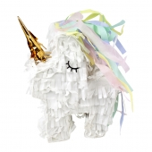 Talking Tables mini piñata Unicorn