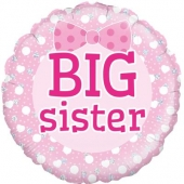 Folieballong Big Sister