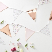 Flaggbanner Ditsy Floral, 3,5 m