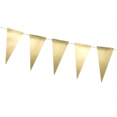 Flaggbanner Gold, 2,15 m