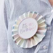 Rosett It's My Birthday - Pastel Party