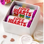 Love Hearts, 1 rull - 7 stk.