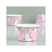 Muffinskopper i papir Hello Kitty, 10 stk.