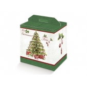 Juleesker Christmas Tree, portapanettone