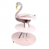 Talking Tables muffinsstativ Flamingo