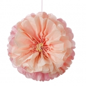 Talking Tables pom poms av tyll We Love Pink, 3 stk.