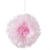 Talking Tables pom poms Blush Flowers, 3 stk.