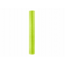 Bordløper Organza lime, 9 m