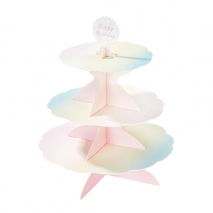 Talking Tables muffinsstativ We Love Pastels