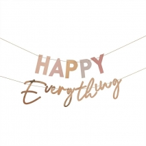 Banner Happy Everything