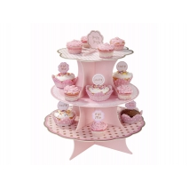 Talking Tables muffinssett Pink & Mix, 50 stk.