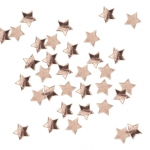 Ginger Ray konfetti Stars Rose Gold