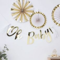 Banner Oh Baby!, 1,5 m
