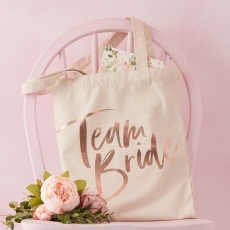 Veske Team Bride - Floral Hen party