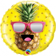 Folieballong Mr Cool Pineapple