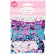 Konfetti Baby Girl, 3 pack