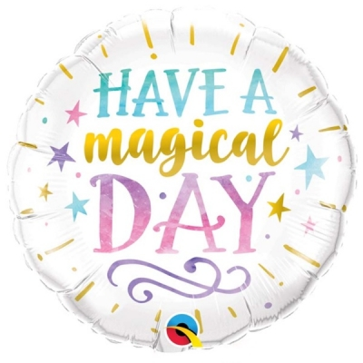 Folieballong Have a Magical Day
