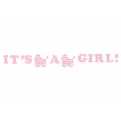 Banner It's a Girl